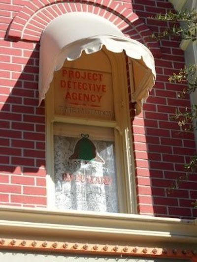 Project Detective Agency!