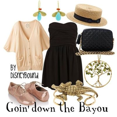 Goin' Down the Bayou