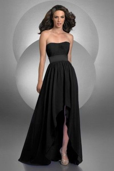 Style 402: Bridesmaids, Prom, Special Occasion & Evening: Bari Jay and Shimmer