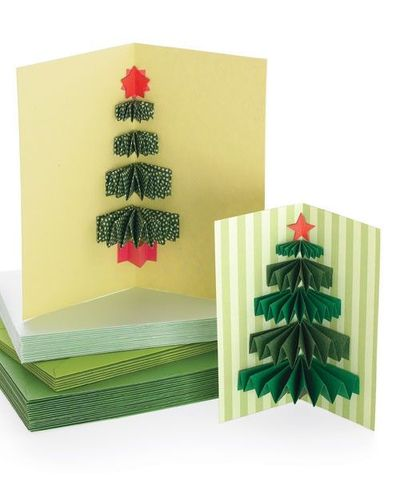 diy 3d christmas tree card christmas xmas ideas juxtapost