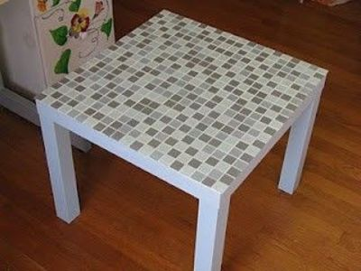 Comtile Table Top Designs Crowdbuild For