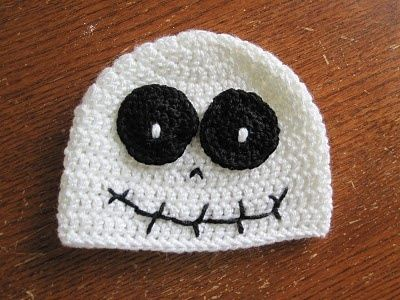 Free Crochet Hat Patterns For Halloween : FREE Crochet Halloween Hat Pattern - Mr. Bones / crochet ...
