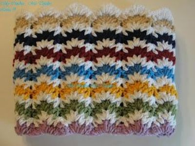 Crochet Patterns Zigzag : Crochet patterns: zigzag jacquard. Comments: LiveInternet - Russian ...