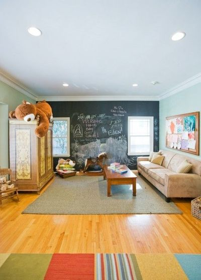 family playroom combo living room juxtapost