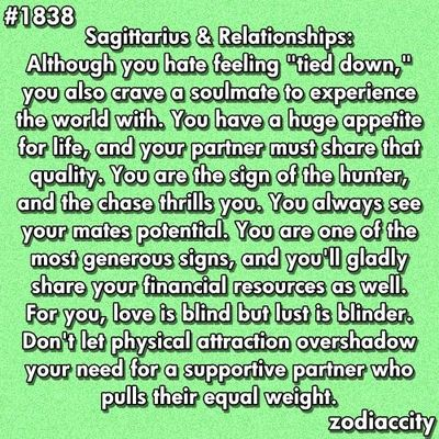 How To Communicate With A Sagittarius Man