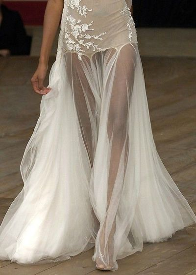 the-moth-princess: Alexander McQueen, Spring 2007 - I could totally get away with this....not :-)