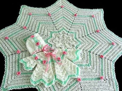 Free Baby Layette Crochetknit Patterns Lena Patterns