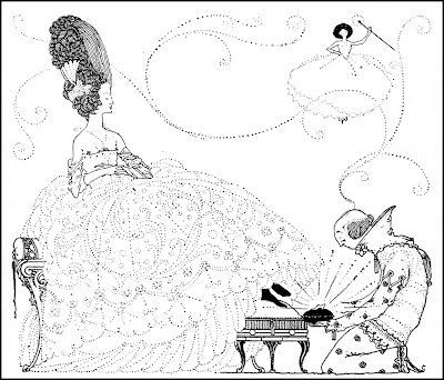 Cinderella by Harry Clarke