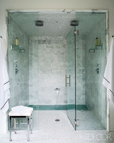 Integrated Sunken Tub Inside Shower Bath Ideas Juxtapost