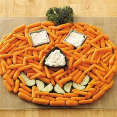 Healthy kid friendly halloween party snack halloween for Easy kid friendly halloween treats