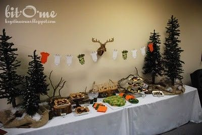 camo baby shower ideas baby time