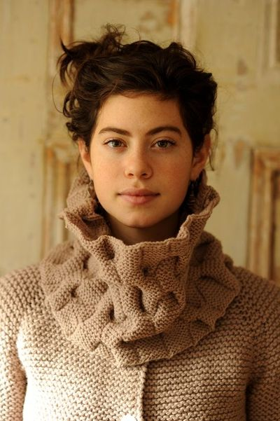 gorgeous cowl by quince & co