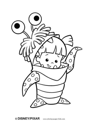 awesome site full of coloring pages for kids monsters inc coloring pages - Awesome Coloring Pages For Kids