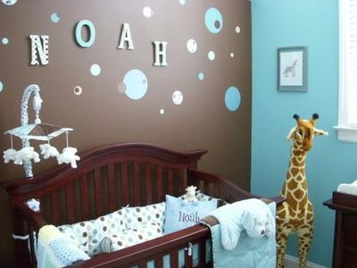 Baby Nursery Themes Decor Decorating Ideas Room