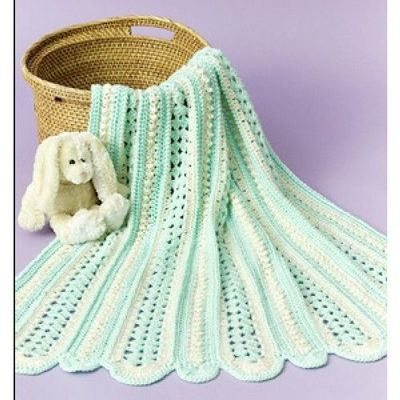 Free Crochet Afghan Patterns | Mile-A-Minute Afghan