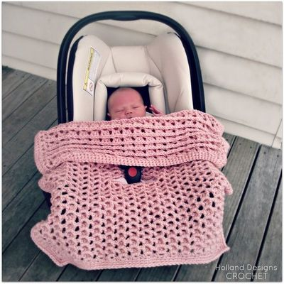 crochet car seat cover patterns free crochet patterns. Black Bedroom Furniture Sets. Home Design Ideas