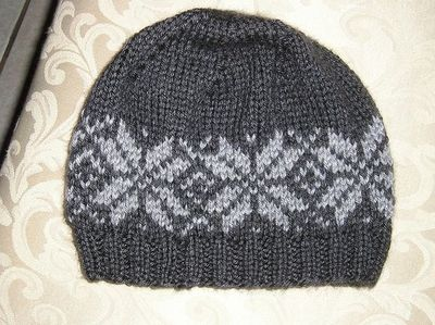 basic knit hat pattern free on ravelry / knits and kits - Juxtapost