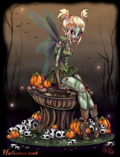 Twisted Tinkerbell.