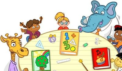 Online kindergarten.A great idea for parents with kids 3-7 years old.I'm referring it to all my friends.