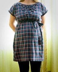 The maternity or not frock (