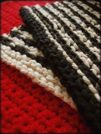 tweedy dishcloth pattern