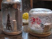 Going to make Star Wars snow globes