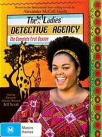 The No. 1 Ladies Detective Agency series - Seriously Awesome!!