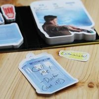 Doctor Who Sticky Notes! I want!!