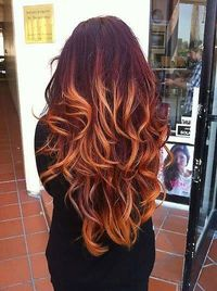 I am doing this to my hair!
