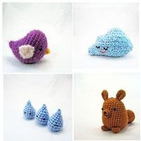 HomemadeZen: What is Amigurumi?