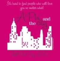 ~Alpha Phi Bid Day and the City!~