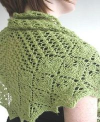 Posts similar to  Ravelry  Thyme Leaves Shawlette pattern by Ram ... d192a64af