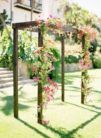 simple pretty arbor. I could make this