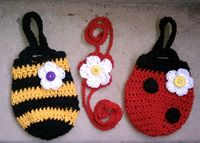 Bumble purse set