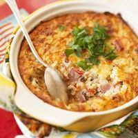 Souffle Hoppin John...New Year's recipe