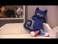 Dancing Pete the Cat