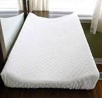 DIY contour changing pad cover