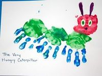 Perfect for Eric Carle week!