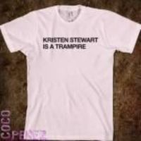LOL! Kristen Stewart Hater Shirts Are Now Available!