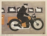 Armstrong, John, born 1893 - died 1973 (designer). 1935