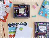 Personalized notebooks, journals, and school supplies illustrated by Julia Rothman #MyChronicleBooks