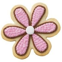 Hint of Chocolate Flower Cookie DIY