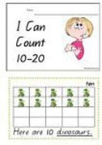 Preschool and K rhymes for literacy and math