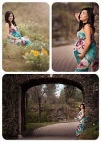 Pregnant + Nature = Beautiful