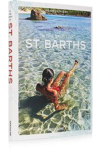 ASSOULINE BOOKS In The Spirit Of St Barth's by Pamela Fiori hardcover book