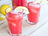 Dinners, Dishes, and Desserts : Raspberry Lemonade