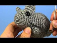 Secure stitching on amigurumi
