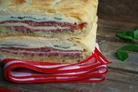 Pressed Picnic Sandwich