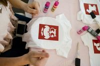 Baby shower crafts