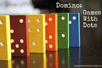 Domino Games With Dots Lessons Learnt Journal